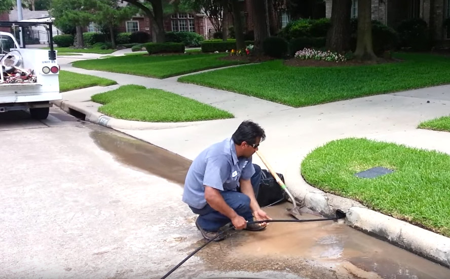 Do You Have Slow Or Clogged Yard Drains? Here's How To Fix Them.