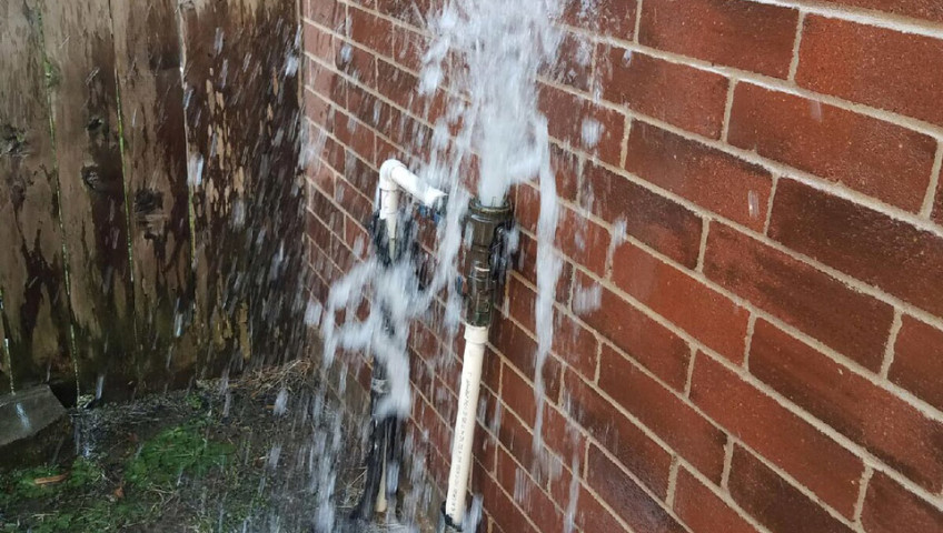 Freeze Has Damaged Thousands Of Sprinkler System Backflow